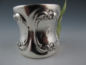 Sterling American Napkin Ring