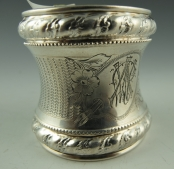 American Sterling Napkin Ring