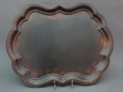 Large Chippendale Style Tray