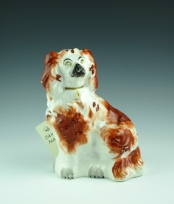 Staffordshire Red and White Spaniel