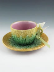Pineapple Cup and Saucer