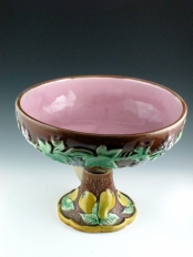 English Compote with Pear Design