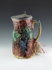 Unusual Syrup Pitcher