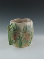 Etruscan Shell and Seaweed Pitcher
